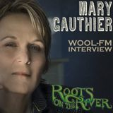 Mary Gauthier: WOOL-FM interview