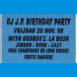 DJ JP at Space club (Hekelgem) 10-10-98 (REMASTER)