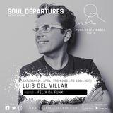 Ibiza Sensations 189 Special Guestmix @ Soul Departures Radio Show - Pure Ibiza Radio