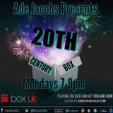 Ade Jacobs - 20th Century Box - Box UK - 19/11/18