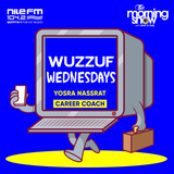 The Morning Show Interview with Career Coach Yosra Nassrat from WUZZUF – Episode 8