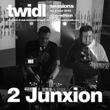 2 Junxion // TWIDL // sessions // xms edition // 24th december 2015