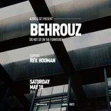Behrouz Opener | Audio San Francisco | The Rev. Hooman