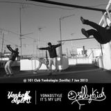 Orteez D & Josheff Morales @ 101 Club Sevilla (7 Jun 2013) - Yonkostyle afterparty / Silly Kids