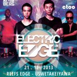 Patrik Berg I@ Electric Edge I Sri Lanka I 21.12.2013