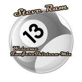 Steve Ram's Welcome TwoZeroThirteen-Mix