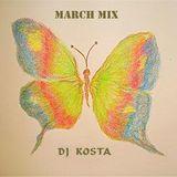 DJ Kosta - House Mix - March 2013