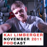 Kai Limberger November Podcast 2011