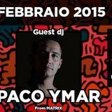 Set Live Paco Ymar - Alterego Club (VR) - 28.02.2015