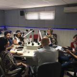 Debate sobre reformas trabalhista e previdenciária - Programa Mesa Redonda (Rádio Cultura/Caruaru)