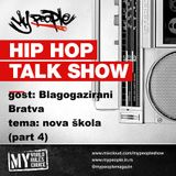 My People Show (15 09 2018) - gosti: Blagogazirani Bratva