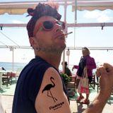 DJ DEADSWAN - FLAMINGO BEACH BAR 2014