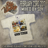 Messy Marv, Kid Ink, X-Raided, Cottonmouth, Gucci Mane (TheSlyShow.com)