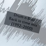 Nickeedee Drum & Bass - Back in time mix (1992-2000)