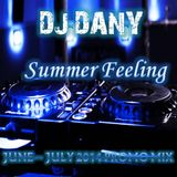 DJ DANY - Summer Feeling (June-July 2014 Promo Mix)