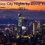 Mexico City Nights 001 by David Romo