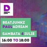 DigitaLove @ Jazz In The Park 2015 / BeatJunkz b2b Paul Adrian