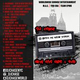 Worldwide Soundz Entertainment - DJ Chase Presents 8pm In New York
