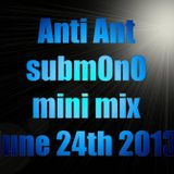 Anti Ants mini mix