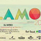 DJ N!TRO Live @ Bailamos||Club O||Reñaca Summer 2014 Chile.