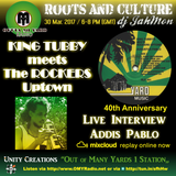 King Tubby meets the Rockers Uptown 40th anniversary edition with Addis Pablo live at Outta Mi Yard
