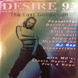 1995 Desire - milton keynes - The lost cassettes - DJ Rap