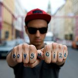 Boys Noize (Boys Noize Records) @ Annie Nightingale Show, BBC Radio 1 (16.03.2013)