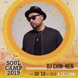 ROAD TO SOUL CAMP 2019 MIXED BY DJ CHIN-NEN