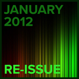January 2012: Re-Issue