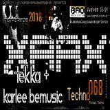 XAAX068 _ Tek.Ka + KarLee Bemusic @ BAG Radio Station