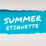 Tablmanrs Presents - Summer Etiquette 2012 (Beach Vibes)
