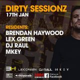 DIRTY SESSIONZ RADIOSHOW from 17.01.20 on Beyond Radio (UK)