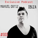 Nahuel Ortiz In The Mix (Deep House Club) Ibiza Podcast #001