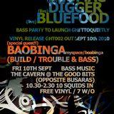 Ghetto Quitely 2 Launch With Baobinga, AForce, Eomac and Bluefood.