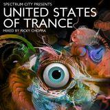 United States Of Trance - Fusion Evolution