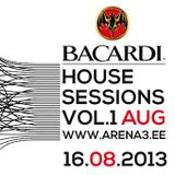 Arena3 presents - Bacardi House Sessions !Henry T warm up mix!