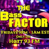 Shane Luvglo Presents The Bass Factor Mixed Live on HoTT 93 FM (281218) EOYM Minimix