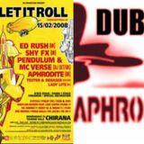 DJ Aphrodite live at 'Let It Roll' Chirana February 2008