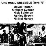 PMA2-789One Music Ensemble (1978-79) track 3 Second Time Around (Panton)