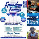 DJ Eclipse - Freedom Fridays 8-12-16 - Frederick, MD
