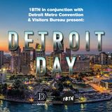 Detroit Day: Feel Up Detroit w/ K Hill & J Washington (God Said Give 'Em Drum Machines) - 27.05.2019