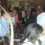 Mellow reggae, funk and disco mix