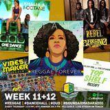 Sound Armada Reggae Dancehall Radio Week 11 + 12 - 2018