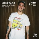 Super Flog - Cloudwaves on RTR.FM - 9th September 2019
