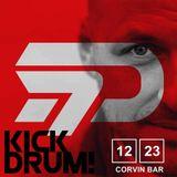 Peat Noise @ KICK DRUM!, Corvin Bar, Budapest (Hungary) (23.DEC.2016)