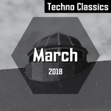 Simonic - March 2018 Techno Classics Mix