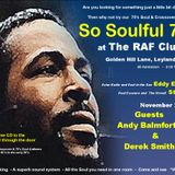 A Taste Of Soul - 15/11/15 - Guest Host Steve Plumb - Hour2