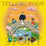 Telling Your Story - The Point of Walking - February 18th 2018
