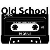 OLD SCHOOL #1 - New Jack Swing & Early 90's R&B by DJ QRIUS