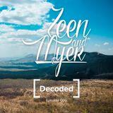 Zeen & Myer - Decoded 006